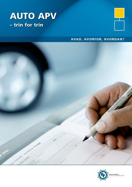 Hent Auto APV - Industriens Branchearbejdsmiljøråd