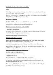 Newsletter 9 - Niedersächsische Schachjugend