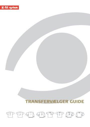 Tryk guide - Dansk Sport Consult