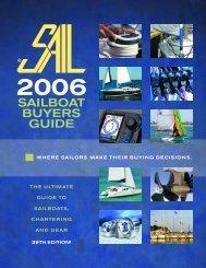 Final 2006 SBG Rate Card - Sail Magazine