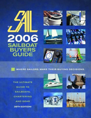 Final 2006 SBG Rate Card - Sail Magazine
