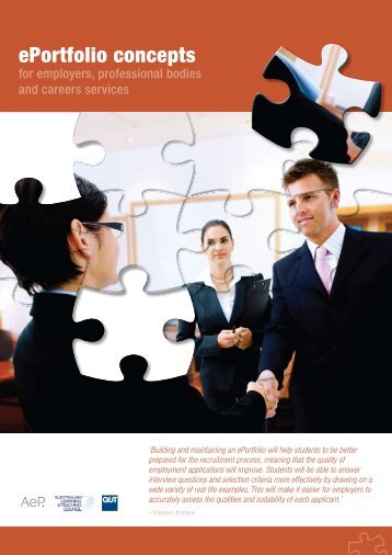 AeP Concept Guide for employers, professional bodies - Australian ...