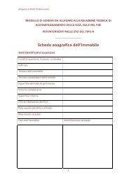 PUC/RUEC - SCHEDA.pdf - Comune di Benevento
