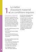 Guide des assistants maternels - Conseil Général de la Côte-d'Or - Page 6