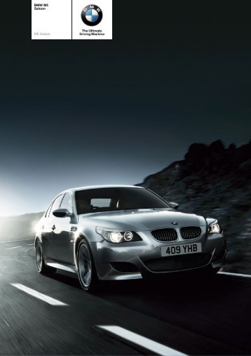 The BMW M5 Saloon - Sunriseleasing.co.uk