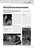 Wir machen den Weg frei - HC Kriens-Luzern - Seite 6