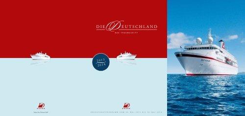 DieDeutschlanD - Peter Deilmann Reederei