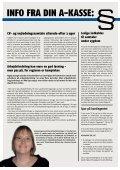 Leise blev fyret under graviditet - Det Faglige Hus - Page 6