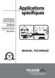 Applications spécifiques - DEVI iFrame France