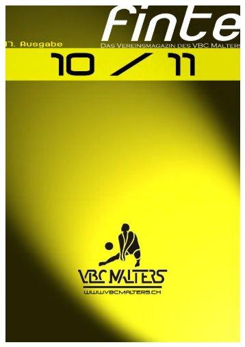3. Liga - VBC Malters