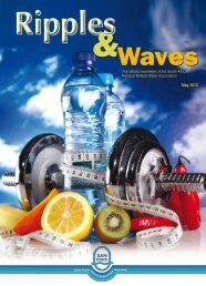 Ripples and Waves - South African National Bottled Water Association