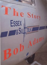 The story of Essex & Suffolk - Lakes Gliding Club