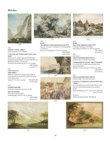 Helvetica - Galerie Fischer Auktionen AG