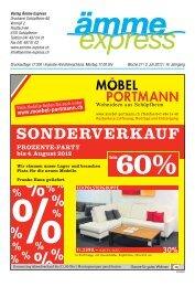 12. Juli 2012 - Ämme Express