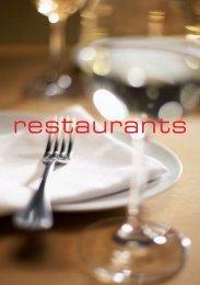 restaurants - Hotel Altstadt Vienna