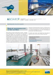 Nieuwsbrief 46 - Shortsea Shipping Vlaanderen