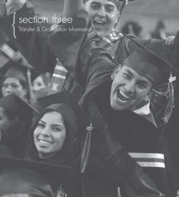 Graduation Requirements - East Los Angeles College