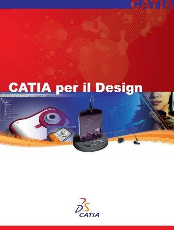 CATIA per il Design