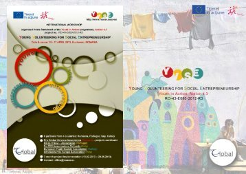 YVSE workshop e-book (to be uploaded on project partners' web-site)