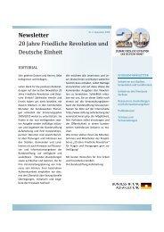 Newsletter Nr. 02 zum Download [1,3 MB - Bundesstiftung zur ...