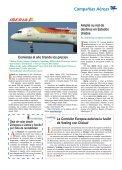 Compañías Aéreas Adquiere 11 aviones Embraer 195 - TAT Revista - Page 2