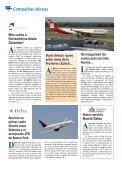 Compañías Aéreas Adquiere 11 aviones Embraer 195 - TAT Revista - Page 3