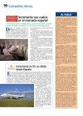 Compañías Aéreas Adquiere 11 aviones Embraer 195 - TAT Revista - Page 5