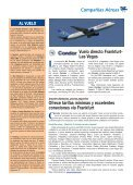 Compañías Aéreas Adquiere 11 aviones Embraer 195 - TAT Revista - Page 6