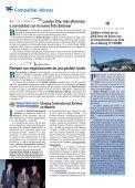 Compañías Aéreas Adquiere 11 aviones Embraer 195 - TAT Revista - Page 7