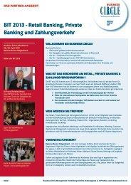 Partnerangebot BIT 2013_1.indd - Business Circle