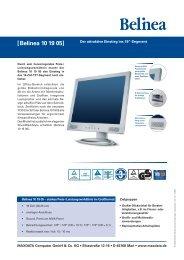 [Belinea 10 19 05] - ECT GmbH