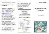 Flyer und Bewerbungsbogen - Wirtschaftsförderung Velbert - Stadt ...