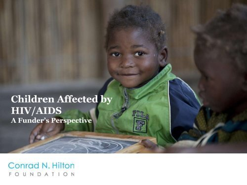 Children Affected by HIV/AIDS - The Coalition for Children Affected ...
