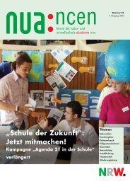 Agendaschulen - Natur- und Umweltschutz-Akademie NRW