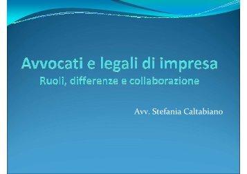Avvocati e Legali di Impresa