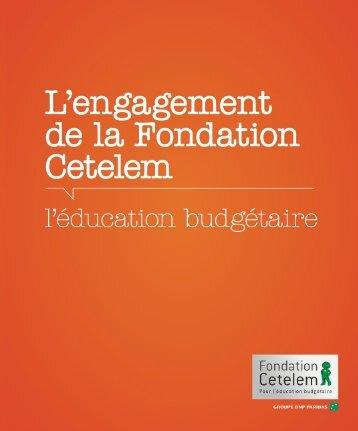 Téléchargez le PDF - Fondation Cetelem
