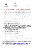 Premières Rencontres du dialogue social des secteurs ... - Suresnes - Page 2