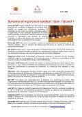 Premières Rencontres du dialogue social des secteurs ... - Suresnes - Page 4