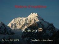 Médecin d'expédition - Secours-montagne.fr