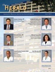 Herald The - Atlanta Medical Center