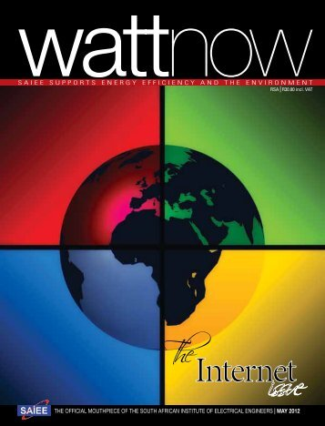 download a PDF of the full May 2012 - Watt Now Magazine