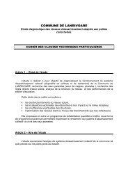 Cahier des Clauses Techniques Particulières 2.pdf - Commune de ...