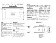 V-DACII User Manual - Musical Fidelity