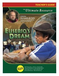 The Utimate Resource: Eusebio's Dream - Izzit.org