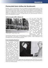 die Bundeswehr in Mainz ( PDF , 192 kB) - Kommando ...