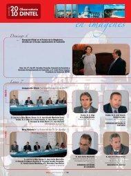 Album fotográfico - Revista DINTEL Alta Dirección