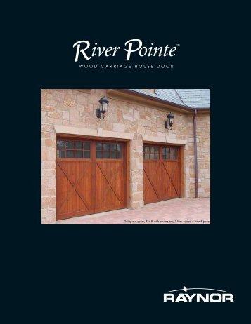 Superbe RiverPointe   National Garage Door Co.