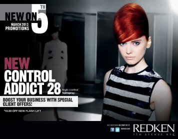 March 2013 - Redken Professional