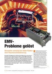 Fachartikel in elektronikpraxis - Systemtechnik Leber