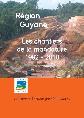 3 - Région Guyane
